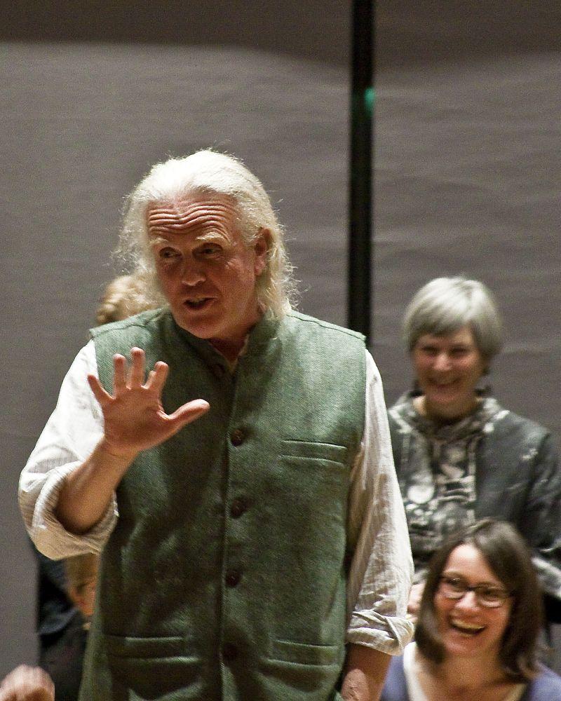 Hugh Lupton - Storyteller